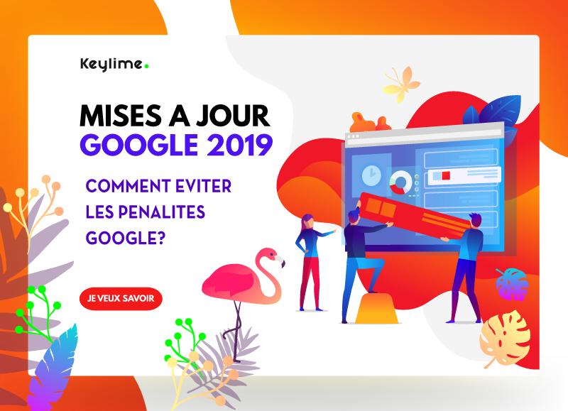 comment eviter les penalites Google 2019: Remonter dans les resultats Google (SEO & referencement organique)