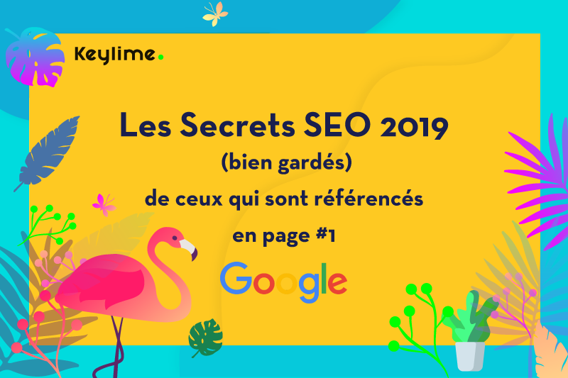 Referencement google 2019: reussir a bien referencer son site internet